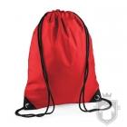Bolsas Bag Base gymsac mochila polyester color bright red :: Ref: brightred