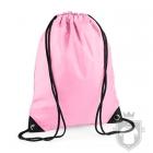 Bolsas Bag Base gymsac mochila polyester color Classic pink :: Ref: classic-pink