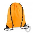 Bolsas Bag Base gymsac mochila polyester color Fluorescent orange :: Ref: fluorescent-orange