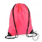 Bolsas Bag Base gymsac mochila polyester color Fluorescent pink :: Ref: fluorescent-pink