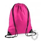 Bolsas Bag Base gymsac mochila polyester color Fuchsia :: Ref: fuchsia