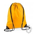 Bolsas Bag Base gymsac mochila polyester color Gold :: Ref: gold