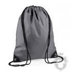 Bolsas Bag Base gymsac mochila polyester color Graphite gray :: Ref: graphitegray