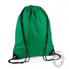 Bolsas Bag Base gymsac mochila polyester color Kelly green :: Ref: kellygreen