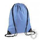 Bolsas Bag Base gymsac mochila polyester color Laser blue :: Ref: laser-blue