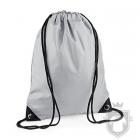 Bolsas Bag Base gymsac mochila polyester color Light grey :: Ref: light-grey