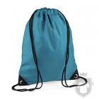 Bolsas Bag Base gymsac mochila polyester color Ocean blue :: Ref: ocean-blue