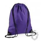 Bolsas Bag Base gymsac mochila polyester color Purple :: Ref: purple