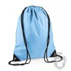 Bolsas Bag Base gymsac mochila polyester color Sky :: Ref: sky