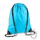 Bolsas Bag Base gymsac mochila polyester color Surf blue :: Ref: surf-blue