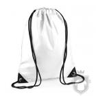 Bolsas Bag Base gymsac mochila polyester color White :: Ref: white