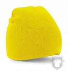 Gorras Beechfield Original color Yellow :: Ref: 113