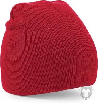 Gorras Beechfield Original color Classic Red :: Ref: 28