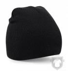 Gorras Beechfield Original color Black :: Ref: 5