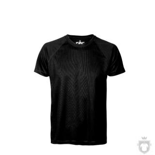 Camisetas Cam Tec 45b K color Black :: Ref: black