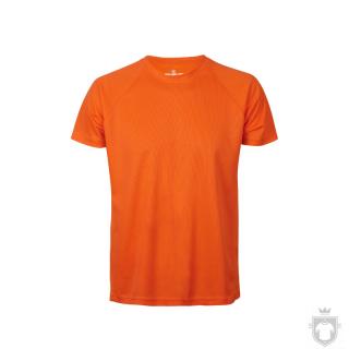 Camisetas Cam Tec 45b K color Orange :: Ref: orange