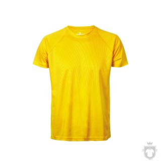 Camisetas Cam Tec 45b K color Yellow :: Ref: yellow