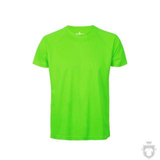 Camisetas Cam Tec 48 W color Green :: Ref: green
