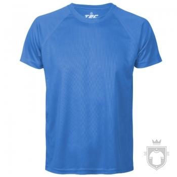 Camisetas Cam Tec 48 W color Royal Blue :: Ref: royal-blue