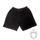 Pantalones Cam Pantalón corto deporte color Black :: Ref: black