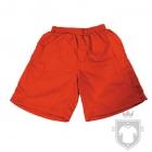 Pantalones Cam Pantalón corto deporte color Red :: Ref: red