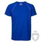 Camisetas Cam Técnica Tec 33B INF color Royal blue / White :: Ref: royal-blue-white