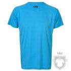 Camisetas Cam Tec 43 color Aqua / Blue :: Ref: aqua-blue