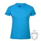 Camisetas Cam Tec 44 W color Aqua / Blue :: Ref: aqua-blue