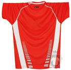 Camisetas Cam Técnica bicolor Tec 7 color Red / White :: Ref: red-white
