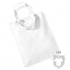 Bolsas Cam Mini promo tote color color White :: Ref: white