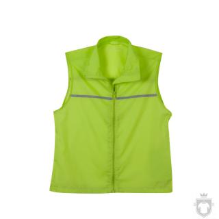 Chalecos Cam Chaleco Técnico Tec 12 color Lime :: Ref: lime