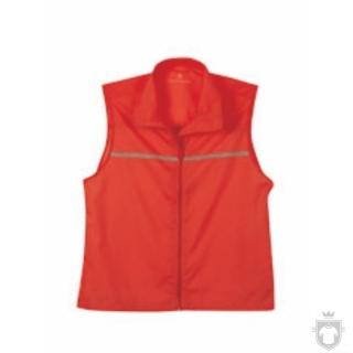 Chalecos Cam Chaleco Técnico Tec 12 color Red :: Ref: red