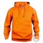 Sudaderas Clique Basic Hoody Fluor color Visibility orange :: Ref: 170