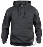 Sudaderas Clique Basic Hoody color Anthracite :: Ref: 955