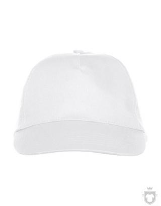 Gorras Clique Texas color White :: Ref: 00