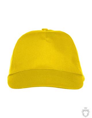 Gorras Clique Texas color Yellow :: Ref: 10