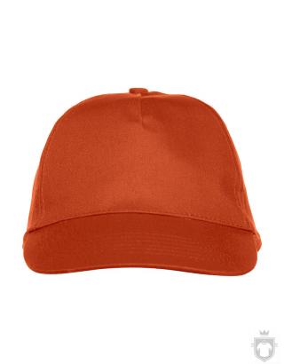 Gorras Clique Texas color Orange :: Ref: 18