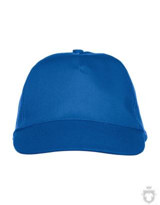 Gorras Clique Texas color Royal Blue :: Ref: 55