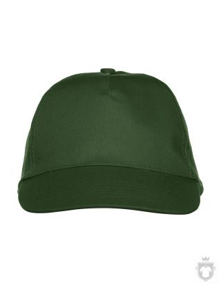 Gorras Clique Texas color Bottle Green :: Ref: 68