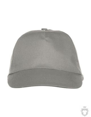 Gorras Clique Texas color Silver :: Ref: 94