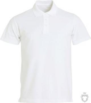 Polos Clique Basic color White :: Ref: 00