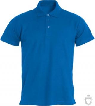 Polos Clique Basic color Royal Blue :: Ref: 55