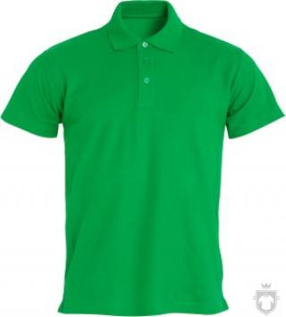 Polos Clique Basic color Apple green :: Ref: 605