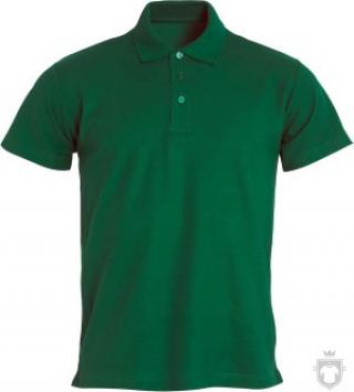 Polos Clique Basic color Green :: Ref: 68