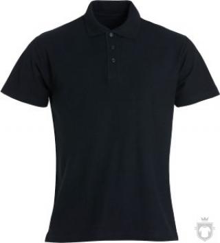 Polos Clique Basic color Black :: Ref: 99