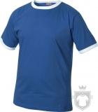Camisetas Clique Camiseta bicolor Nome Kids color Blue and White :: Ref: 5500