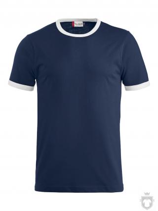 Camisetas Clique Camiseta bicolor Nome Kids color Navy blue and White :: Ref: 5800