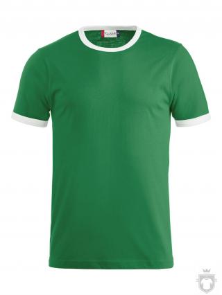 Camisetas Clique Camiseta bicolor Nome Kids color Green and White :: Ref: 6200