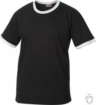 Camisetas Clique Nome color Black and White :: Ref: 9900