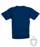 Camisetas Fruit of the Loom Original Kids color Navy :: Ref: 32